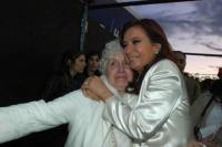 Sindicalista y fanática de Gimnasia: el perfil de la madre de Cristina Kirchner