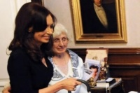 Falleció la madre de Cristina Kirchner en el Hospital Italiano de La Plata