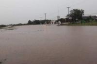 Chaco: padre e hijo murieron en medio de las inundaciones que afectó al noreste argentino