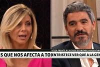 El Burrito Ortega hablaba de la crisis en Jujuy y la periodista Débora Plager quiso cambiar de tema