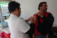 La Municipalidad de Rivadavia continúa realizando campamentos de salud durante esta semana