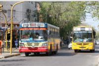 Confirmaron que por 24 horas en San Juan habrá paro de colectivos