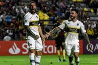 Boca empató con Tolima y quedó a un paso de la clasificación