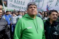 Pablo Moyano confirmó que Camioneros se suma al paro de la CGT