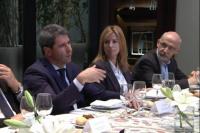 Sergio Uñac se reunió con referentes nacionales del sector textil