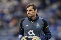 Iker Casillas, internado de urgencia por un problema cardíaco en Portugal