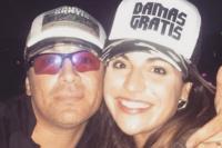Fuertes rumores de romance entre Gianinna Maradona y Pablo Lescano