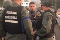 Leopoldo López dejó la embajada de Chile y se fue a la de España