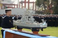 Con actos y homenajes se recuerda hoy el 37 aniversario del hundimiento del General Belgrano