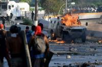 Ascienden a cuatro los muertos durante las protestas en Venezuela