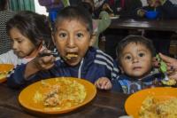 Por la crisis económica se tuvieron que abrir comedores nocturnos en la provincia