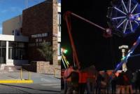 La Municipalidad de Rivadavia no se responsabilizará de lo ocurrido en el parque de diversiones