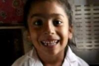 Trágico final: murió la niña arrollada en Carpintería