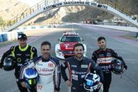 Top Race en San Juan: estos son los representantes locales