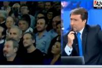 Así reaccionó Eduardo Feinmann al descubrir a Daniel Vila en la presentación del libro de Cristina Kirchner
