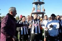 El capitán y presidente de Victoria de San Luis culpó a Peñarol por las agresiones