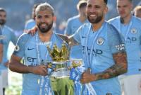 De la mano del Kun Agüero y Otamendi, el City se quedó con la Premier League
