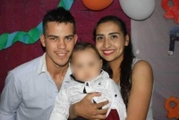 Joven familia atropellada: padre e hijo se recuperan, la madre lucha por su vida