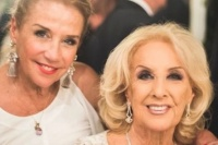 Siempre coqueta, nunca incoqueta: el pedido de Mirtha Legrand a Marcela Tinayre antes de ser operada