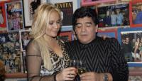 Verónica Ojeda se fue de México después de una violenta agresión de Maradona