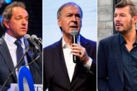 Schiaretti invitó a Scioli y a Tinelli a Alternativa Federal