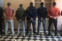 San Miguel del Monte: se negaron a declarar siete de los ocho policías detenidos
