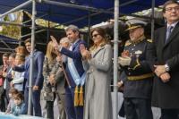 San Juan celebró el 209º aniversario de la Revolución de Mayo