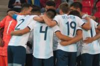Mundial Sub 20: Argentina goleó a Sudáfrica en su debut