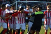 Suspendieron Peñarol – San Martín de Mendoza: jugadores mendocinos increparon al árbitro