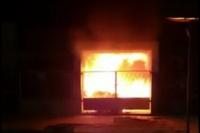 Caucete: se incendió una sede del Partido Justicialista