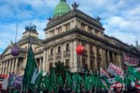 Aborto Legal, Seguro y Gratuito: presentaron el nuevo proyecto de ley