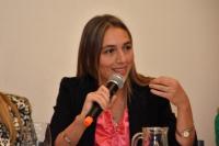 """Mónica Lobos: """"No buscamos obtener el poder para un privilegio"""""""