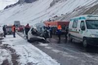 Un sanjuanino de 43 años murió en un choque en Alta Montaña