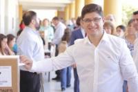 Juan Jose Orrego venció por mas de 20 puntos y será el nuevo intendente de Santa Lucía