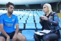 """Emmanuel Mas: """"Es muy lindo jugar en Boca, no dudé un segundo en venir"""""""