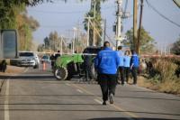 Identificaron al joven de 24 años que falleció cuando guiaba un tractor