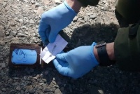 Iglesia: secuestraron dosis de LSD en la Ruta Nacional 149