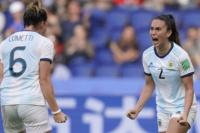 Francia 2019: Argentina igualó 0-0 ante Japón y logró su primer punto en un Mundial