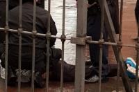 Detuvieron a un hombre que saltó la reja e intentó meterse en la Casa Rosada
