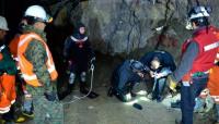 La historia se repite: 3 mineros chilenos quedaron atrapados a 70 metros de profundidad