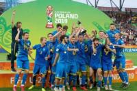 Ucrania se consagró campeón del Mundial Sub 20