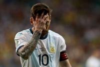 Argentina sufrió una dura derrota en su debut