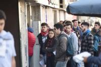 El desempleo llegó a 10,6% en el segundo trimestre y hay 2,3 millones de desocupados en el país