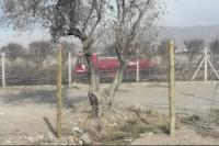 Rivadavia: bomberos pudo controlar el incendio en un descampado