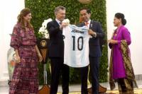 En la previa del G20, Mauricio Macri busca potenciar los lazos comerciales con Indonesia