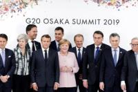 Macri se mostró junto a los líderes de la Unión Europea tras el acuerdo