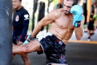 "El luchador Martín ""Escopeta"" Gil llega a San Juan a brindar un seminario de Muay thai"