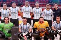 Argentina venció a Chile por 9 a 2 en los World Roller Games