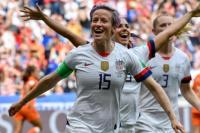 Estados Unidos se consagró campeón del Mundial de fútbol femenino