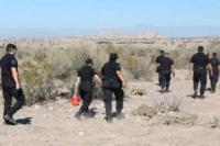 Buscan intensamente a tres nenas que habrían sido raptadas: encontraron mochilas